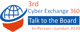 Private: 3rd Cyber Exchange 360: Talk to the Board